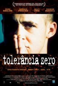 Tolerância Zero - Poster / Capa / Cartaz - Oficial 3