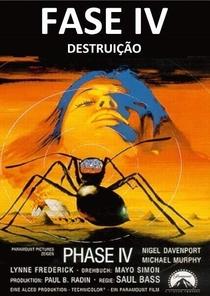 Fase IV - Destruição - Poster / Capa / Cartaz - Oficial 3