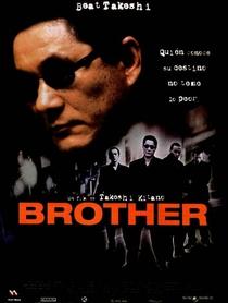 Brother - A Máfia Japonesa Yakuza em Los Angeles - Poster / Capa / Cartaz - Oficial 2