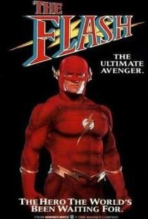The Flash - O Último Vingador - Poster / Capa / Cartaz - Oficial 3