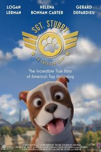 Sargento Stubby - Poster / Capa / Cartaz - Oficial 1