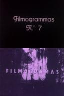 Filmogrammas nº 7 (Filmogrammas nº 7)