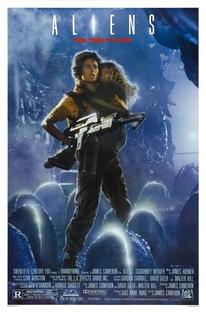 Aliens - O Resgate - Poster / Capa / Cartaz - Oficial 1