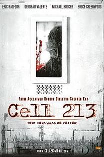 Cela 213: Bem-vindo ao Inferno - Poster / Capa / Cartaz - Oficial 3