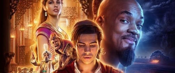 Confira o novo trailer e pôster de Aladdin!