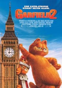 Garfield 2 - Poster / Capa / Cartaz - Oficial 2