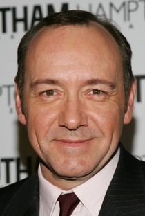 Kevin Spacey - Poster / Capa / Cartaz - Oficial 1