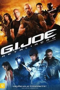 G.I. Joe: Retaliação - Poster / Capa / Cartaz - Oficial 11