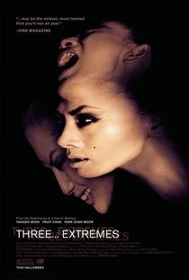 Três... Extremos - Poster / Capa / Cartaz - Oficial 1