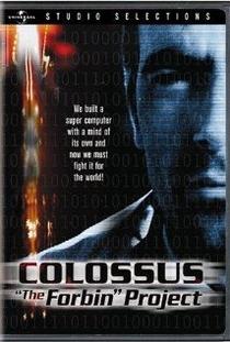 Colossus 1980 - Poster / Capa / Cartaz - Oficial 3