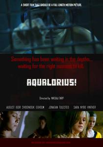 Aqualorius!  - Poster / Capa / Cartaz - Oficial 1