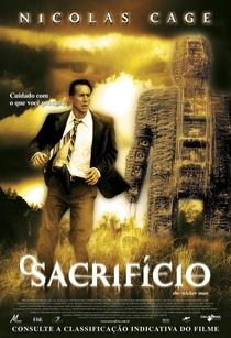 O Sacrificio - Poster / Capa / Cartaz - Oficial 4