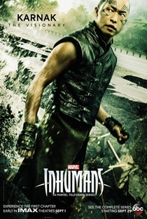 Inumanos (1ª Temporada) - Poster / Capa / Cartaz - Oficial 7