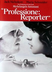Profissão: Repórter - Poster / Capa / Cartaz - Oficial 2