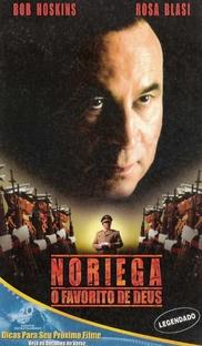 Noriega - O Favorito de Deus - Poster / Capa / Cartaz - Oficial 1