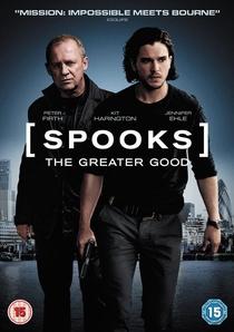 Spooks: O Mestre Espião - Poster / Capa / Cartaz - Oficial 3