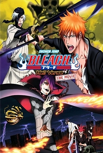 Bleach: 4 - The Hell Chapter - Poster / Capa / Cartaz - Oficial 1