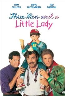 Três Solteirões e uma Pequena Dama - Poster / Capa / Cartaz - Oficial 1
