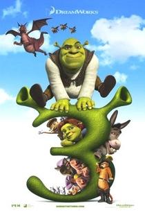 Shrek Terceiro - Poster / Capa / Cartaz - Oficial 3