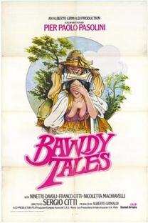 Bawdy Tales - Poster / Capa / Cartaz - Oficial 1