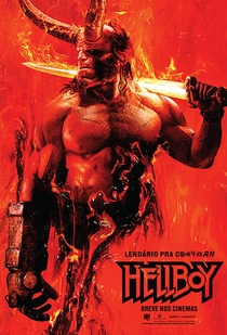 Hellboy - Poster / Capa / Cartaz - Oficial 1