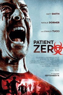 Patient Zero - Poster / Capa / Cartaz - Oficial 1