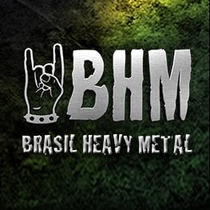 Brasil Heavy Metal - Poster / Capa / Cartaz - Oficial 1