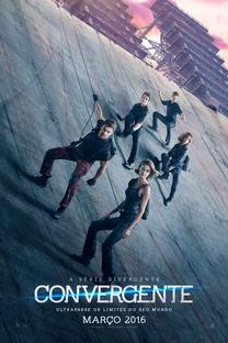 A Série Divergente: Convergente - Poster / Capa / Cartaz - Oficial 1