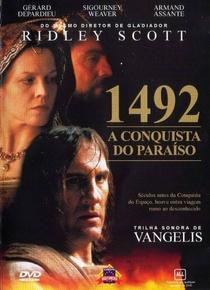 1492 - A Conquista do Paraíso - Poster / Capa / Cartaz - Oficial 9