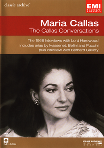 The Callas Conversations - Poster / Capa / Cartaz - Oficial 1