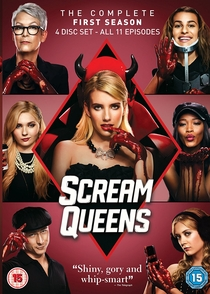 Scream Queens (1ª Temporada) - Poster / Capa / Cartaz - Oficial 21