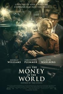 Todo o Dinheiro do Mundo - Poster / Capa / Cartaz - Oficial 6