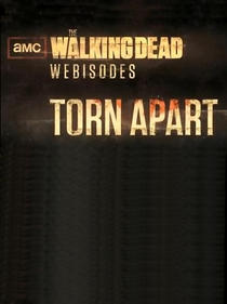 The Walking Dead: Torn Apart - Poster / Capa / Cartaz - Oficial 2