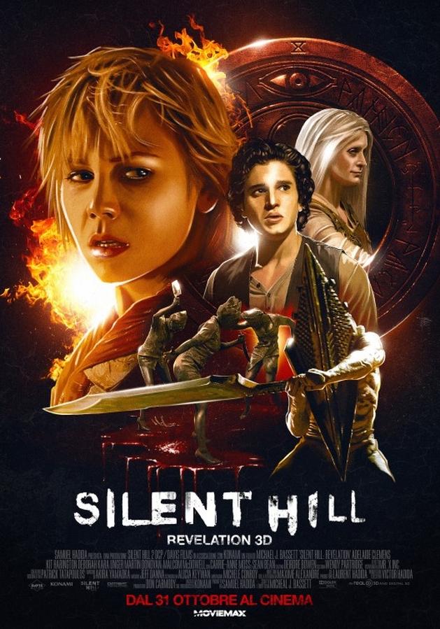 Trailer e pôster nacional de SILENT HILL: REVELAÇÃO |