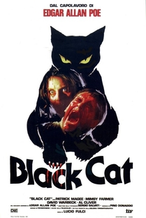 Gato Negro - Poster / Capa / Cartaz - Oficial 3
