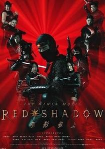Red Shadow  - Poster / Capa / Cartaz - Oficial 1