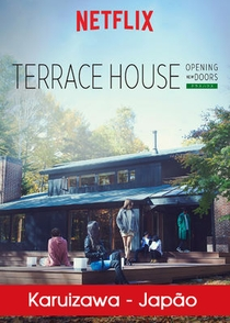 Terrace House: Opening New Doors - Poster / Capa / Cartaz - Oficial 1