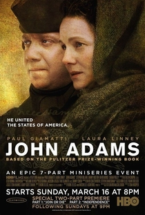 John Adams - Poster / Capa / Cartaz - Oficial 2