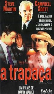 A Trapaça - Poster / Capa / Cartaz - Oficial 2