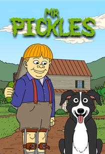 Mr. Pickles (1ª Temporada) - Poster / Capa / Cartaz - Oficial 3