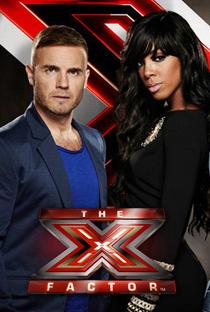 The X Factor UK (8ª Temporada) - Poster / Capa / Cartaz - Oficial 1