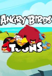 Angry Birds Toons - Poster / Capa / Cartaz - Oficial 1