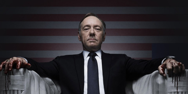 "Netflix renova ""House of Cards"" para terceira temporada"