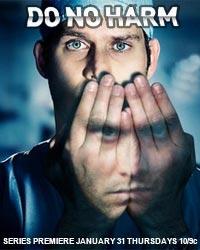 Do No Harm (1ª Temporada) - Poster / Capa / Cartaz - Oficial 1