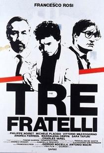Três Irmãos - Poster / Capa / Cartaz - Oficial 1