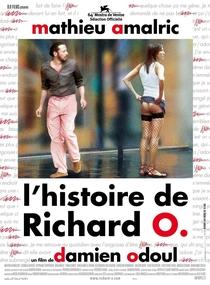 L'histoire de Richard O.  - Poster / Capa / Cartaz - Oficial 2