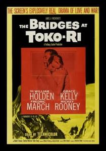 As Pontes de Toko-Ri - Poster / Capa / Cartaz - Oficial 3
