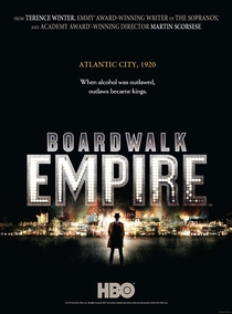 Boardwalk Empire - O Império do Contrabando (2ª Temporada) - Poster / Capa / Cartaz - Oficial 3