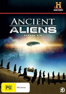 Alienígenas do Passado (6ª Temporada) (Ancient Aliens Season 6)