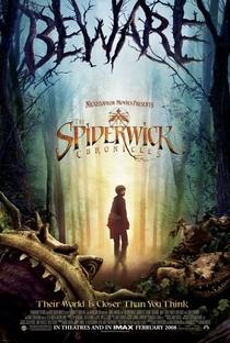 As Crônicas de Spiderwick - Poster / Capa / Cartaz - Oficial 3